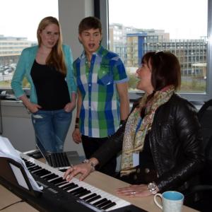 Anya Mahnken- Vocal Coaching